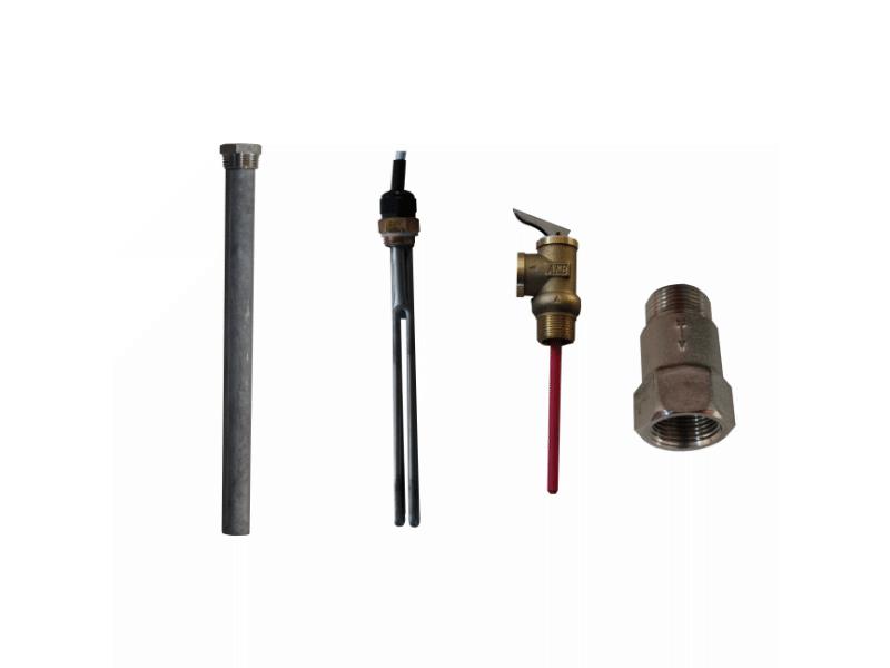нагревател предпазен клапан възвратен клапан анодна