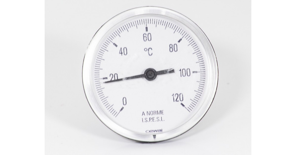 потопяем термометър