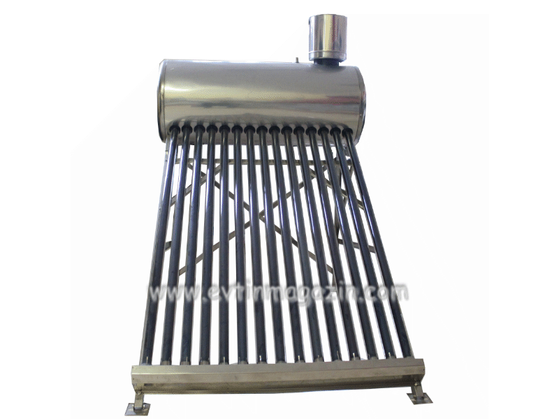 слънчев бойлер 120 литра kolektor solar